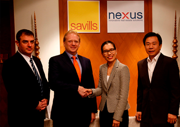 Savills and Nexus