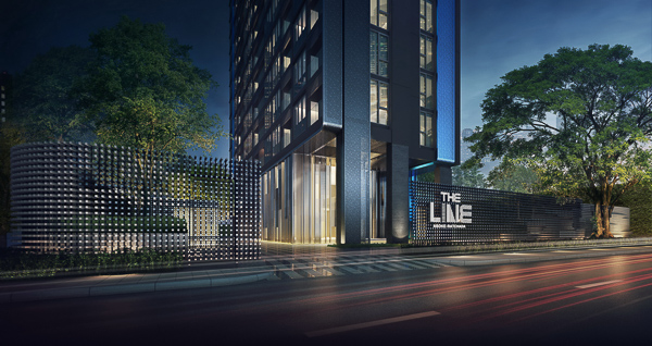 The Line Asoke-Ratchada (ภาพที่1)