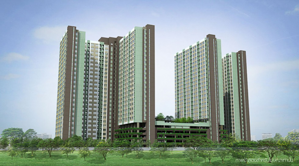 Lumpini Ville Nakhon In - Riverview - ภาพที่ 8