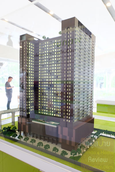 Plum Condo Ramkamhaeng Station Model - ภาพที่ 1