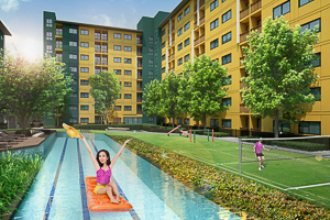 Plum Condo Park Rangsit - feature