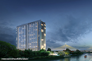 U Delight Residence Riverfront Rama3 - feature image