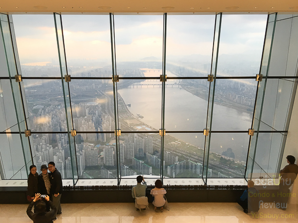 Sky Seoul, Lotte World Tower