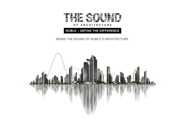 NOBLE | THE SOUND OF ARCHITECTURE