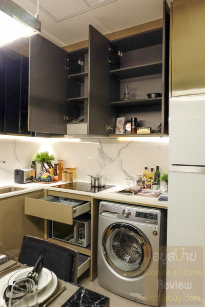 Wish Signature 2 Midtown Siam - Pantry (ภาพที่ 15)