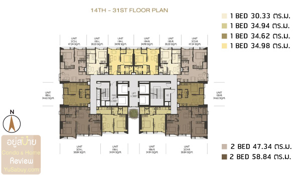 Wish-Signature-II-Midtown-Siam-Floor-Plan-14-31