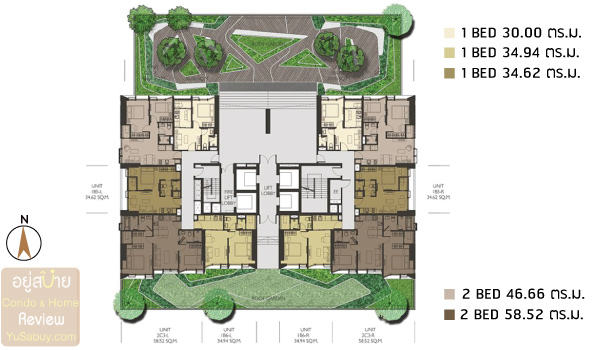 Wish-Signature-II-Midtown-Siam-Floor-Plan-9