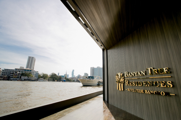 Banyan Tree Residences Riverside Bangkok