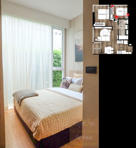 Siamese-Exclusive-Sukhumvit-42-2-Bedroom-(ภาพที่-32)