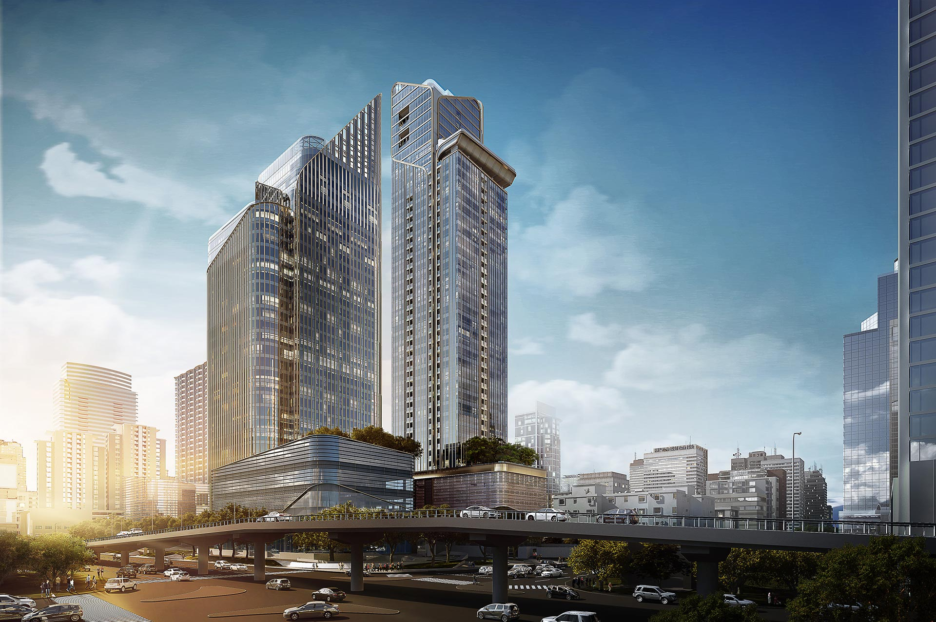 Singha Complex Project