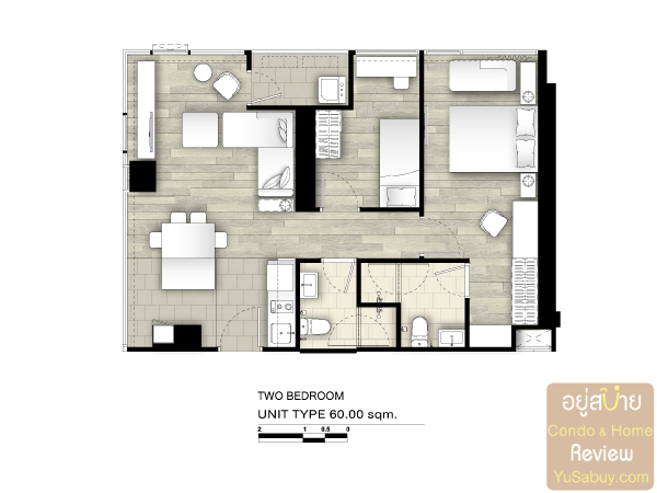 60-sqm-2BEDROOM-DeLapis-Charan81