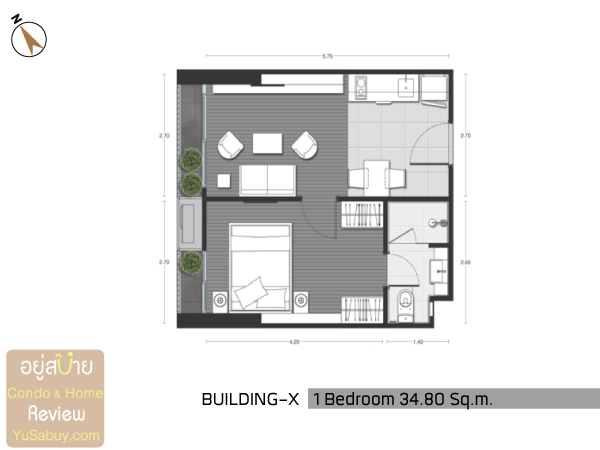 Noble-Around-Ari-X-Unit-Plan-1BR34.8