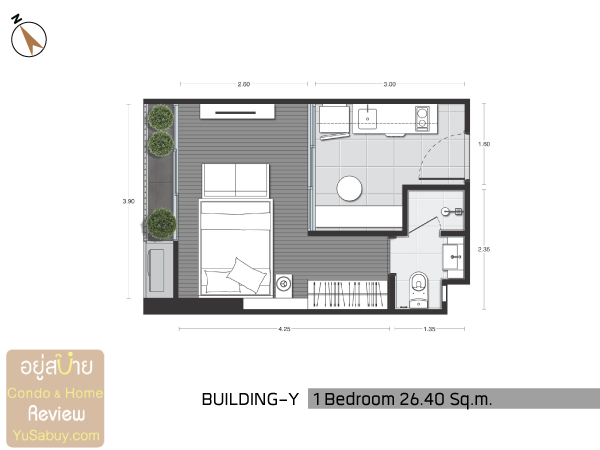 Noble-Around-Ari-Y-Unit-Plan-1BR