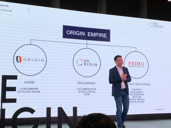 Origin Empire
