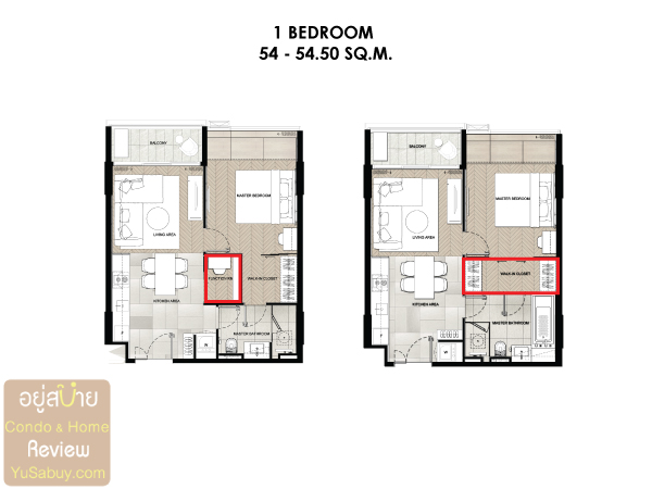 Eyse-Sukhumvit-43-1-Bedroom
