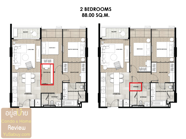 Eyse-Sukhumvit-43-2-Bedroom-88-sq.m