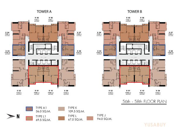 one9five-Floor-plan-56-58th
