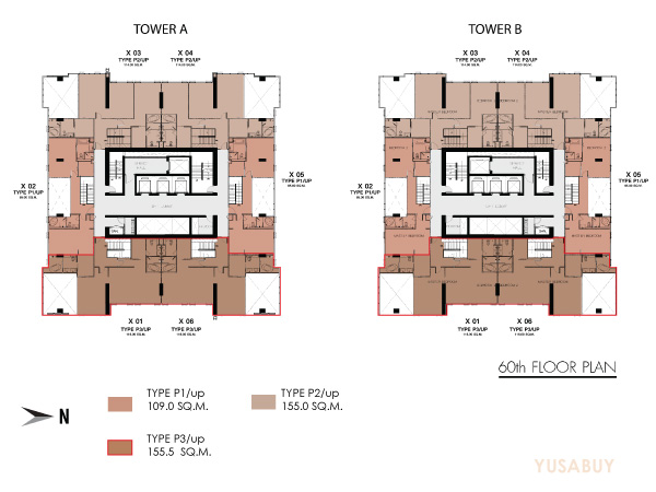 one9five-Floor-plan-60th