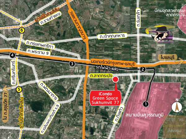 map-iCondo-Green-Space-สุขุมวิท-77