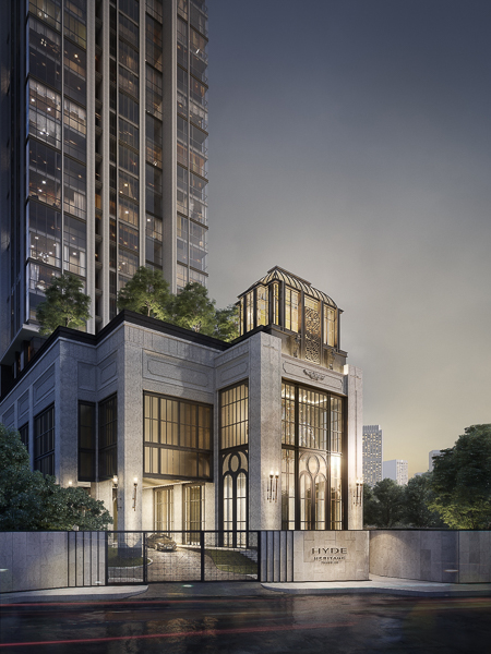 Hyde Heritage Thonglor (ภาพที่ 9)