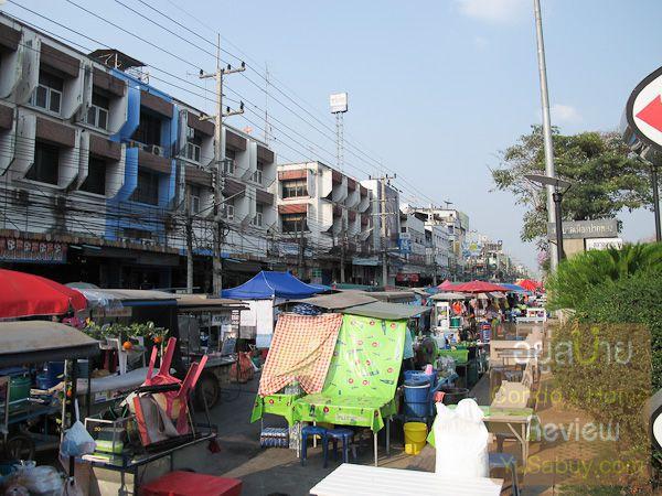 สภาพแวดล้อม โครงการบ้านสีตวัน Baan Sitawan - ภาพที่ 49