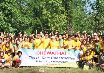 Chewathai-สร้างฝายชะลอน้ำ-Feature
