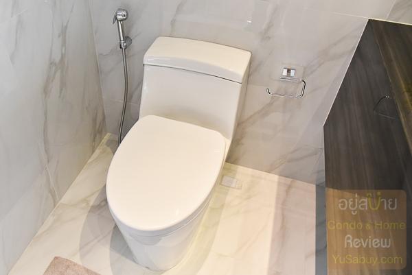 Noble BE19 Sukhumvit วัสดุห้องน้ำ
