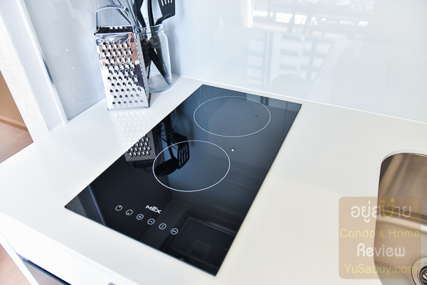 Noble BE19 Sukhumvit วัสดุห้องครัว