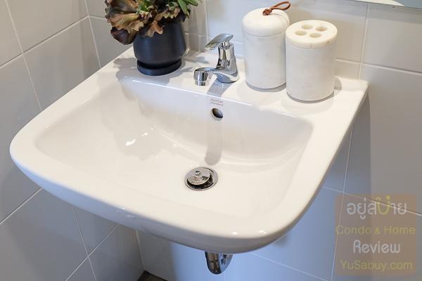 ห้องน้ำ คอนโด Notting Hill Sukhumvit-Praksa (น็อตติ้ง ฮิลล์ สุขุมวิท-แพรกษา)