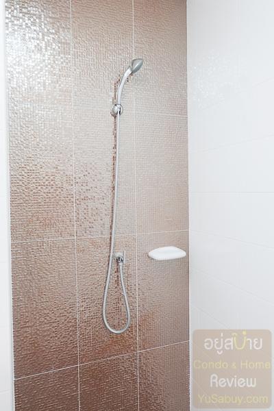 ห้องน้ำทาวน์โฮม casa city ดอนเมือง-ศรีสมาน - ภาพที่ 1