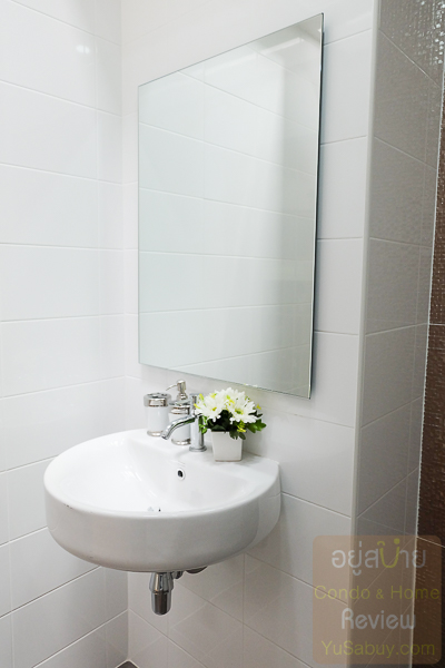 ห้องน้ำทาวน์โฮม casa city ดอนเมือง-ศรีสมาน - ภาพที่ 2