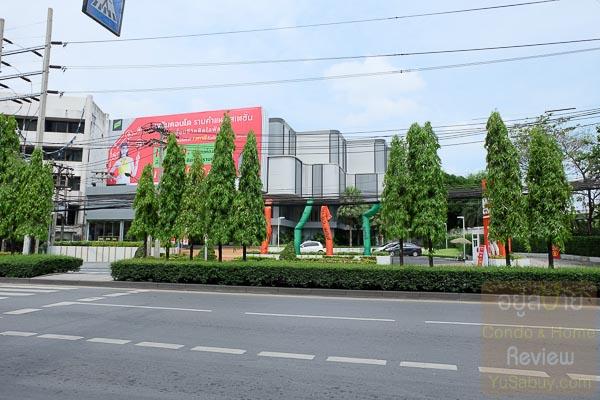 Plum Condo Ramkanhaeng สภาพแวดล้อม - ภาพที่ 24