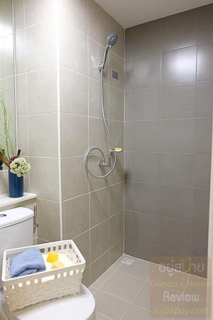 Plum Condo Ramkanhaeng ห้องน้ำ - ภาพที่ 1