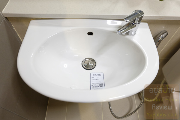 Plum Condo Ramkanhaeng ห้องน้ำ - ภาพที่ 2
