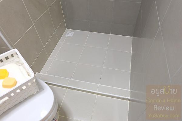 Plum Condo Ramkanhaeng ห้องน้ำ - ภาพที่ 4