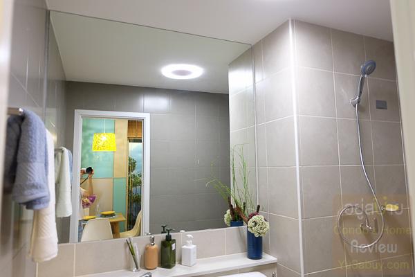 Plum Condo Ramkanhaeng ห้องน้ำ - ภาพที่ 5