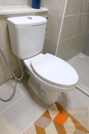 Plum Condo Ramkanhaeng ห้องน้ำ - ภาพที่ 6