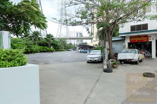 Plum Condo Ramkamhaeng Station สภาพแวดล้อม - ภาพที่ 3