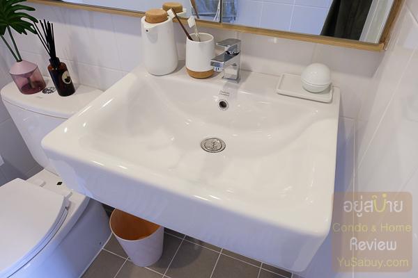 วัสดุห้องน้ำ ยูนิโอ สุขุมวิท 72 (Unio Sukhumvit 72)
