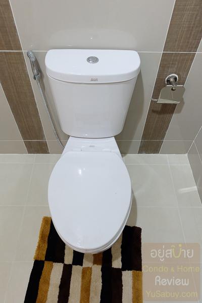 อาร์เค ปาร์ค วัชรพล - สายไหม - ห้องน้ำชั้น 1 - (ภาพที่ 6)