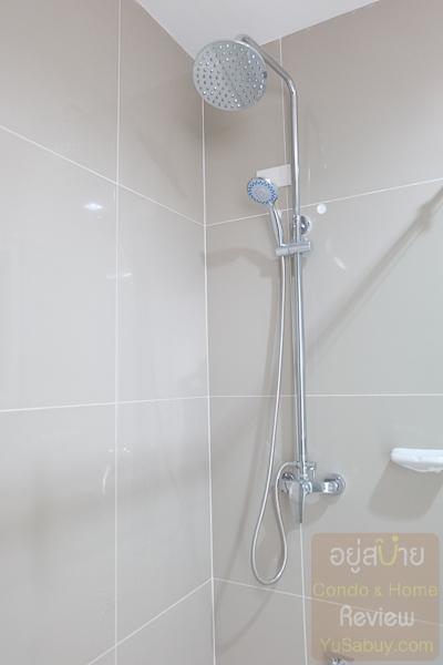อาร์เค ปาร์ค วัชรพล - สายไหม - ห้องน้ำ Master Bedroom - (ภาพที่ 3)