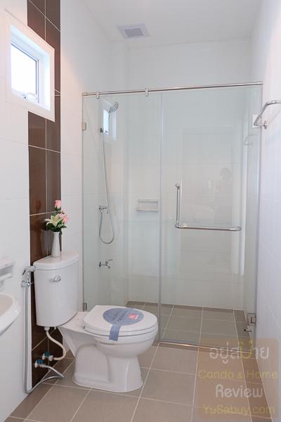 อาร์เค ปาร์ค วัชรพล - สายไหม - townhouse 3 ชั้น ห้องน้ำชั้น 2 - (ภาพที่ 1)
