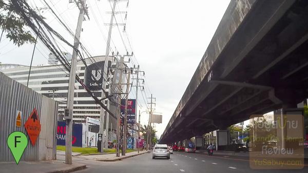Supalai Veranda Rama 9 การเดินทาง (ภาพที่ 16)