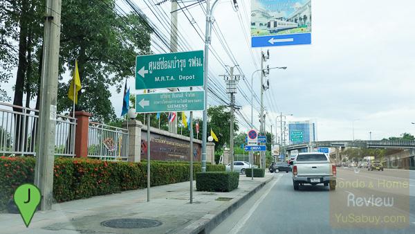 Supalai Veranda Rama 9 การเดินทาง (ภาพที่ 24)