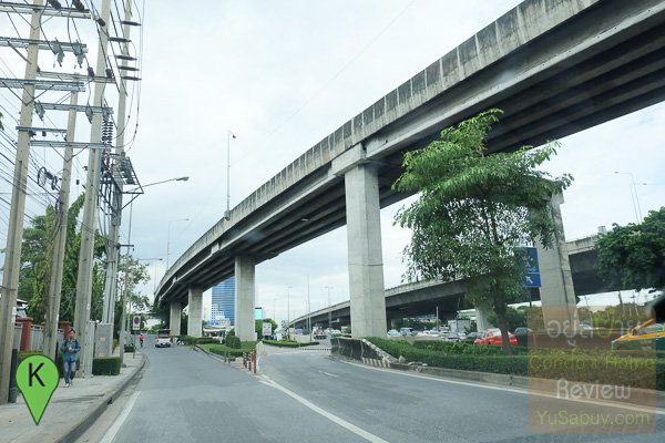Supalai Veranda Rama 9 การเดินทาง (ภาพที่ 26)