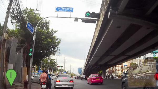 Supalai Veranda Rama 9 การเดินทาง (ภาพที่ 4)