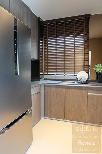 Baranee Residence - ห้องครัว--- (ภาพที่ 1)