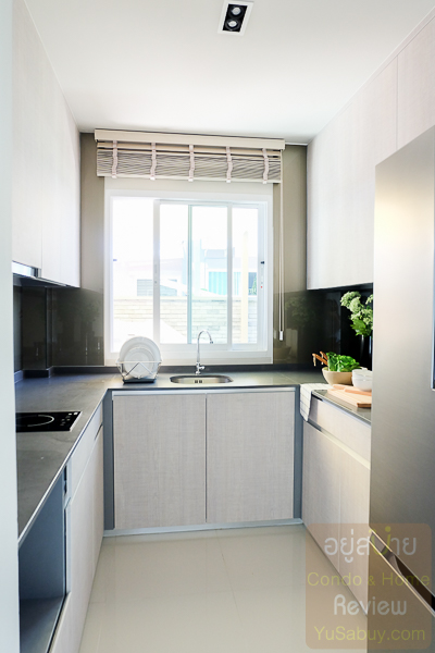 Baranee Residence - ห้องครัว--- (ภาพที่ 3)