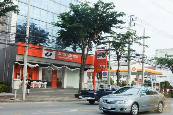 สภาพแวดล้อม The City Suksawat (ภาพที่ 11)