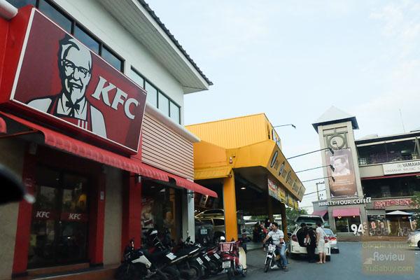 สภาพแวดล้อม The City Suksawat (ภาพที่ 12)
